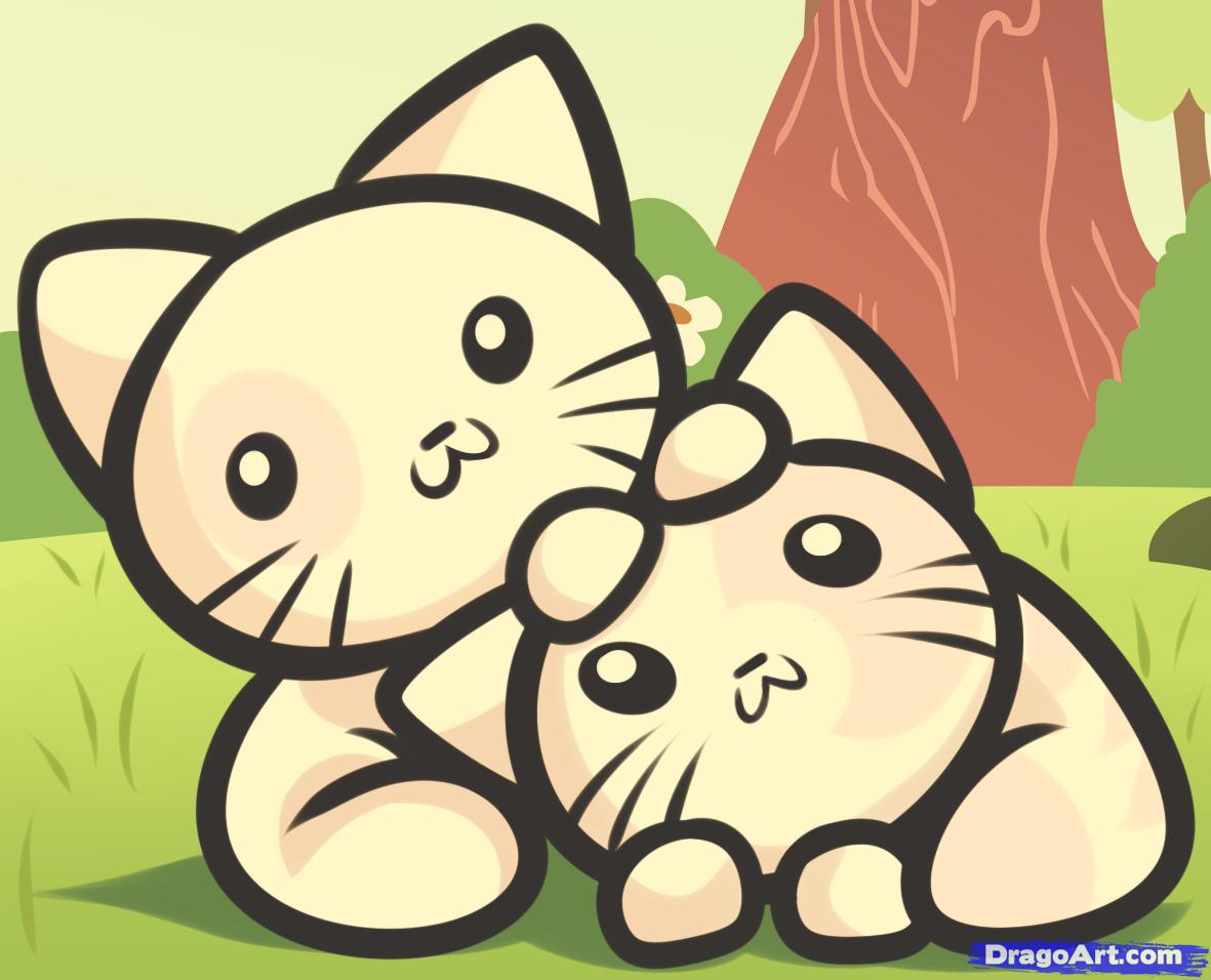 Картинки про котят смешные красивые и милые рисовать хотей