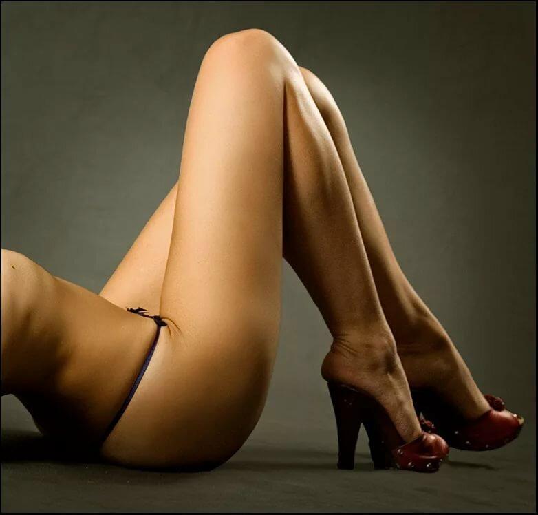 Sexy legs are art