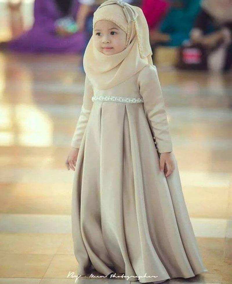Красивые картинки маленьких мусульманок