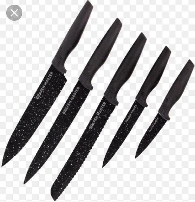 Grafen Master - нетупящиеся ножи в Ужгороде
