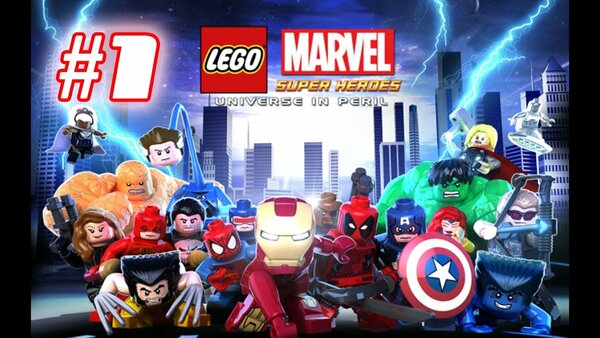 TÉLÉCHARGER LEGO MARVEL SUPER HEROES PC CLUBIC