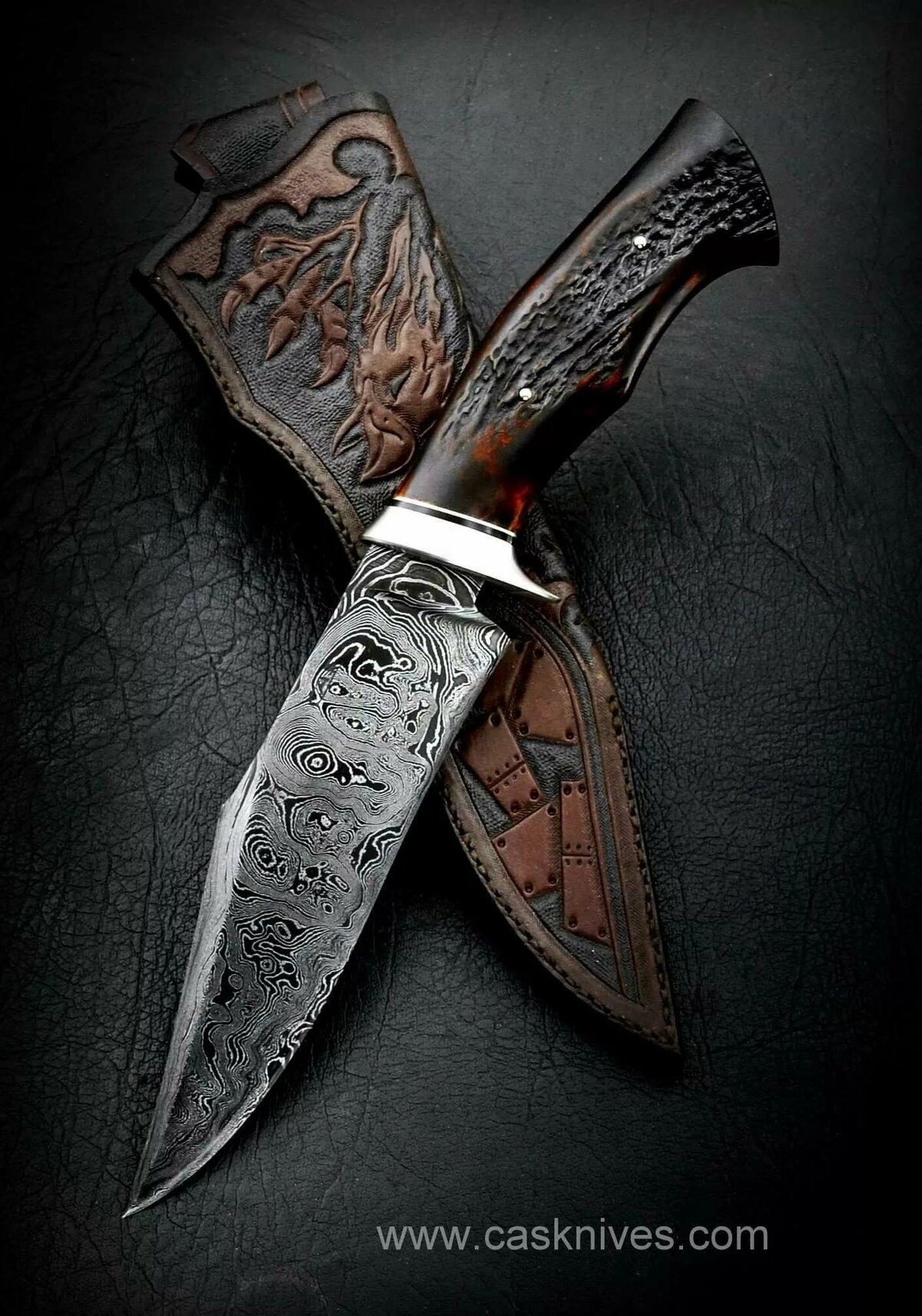 фото коллекционных ножей средневековой литературе особую