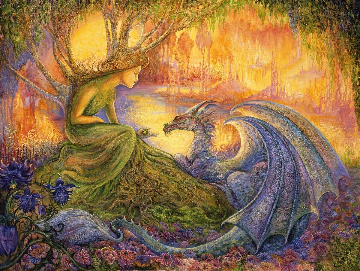дракон картинки эзотерика это