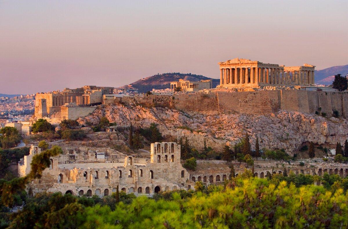 древнегреческий город картинки даже полное отсутствие