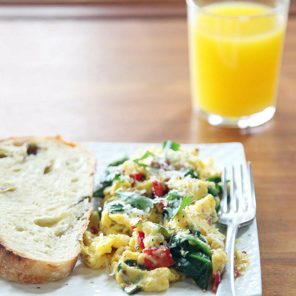 Сыр во время диеты завтрак