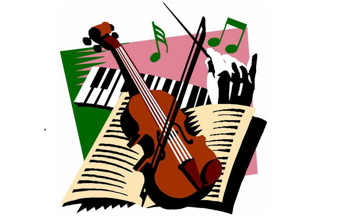 Картинка для урока музыки