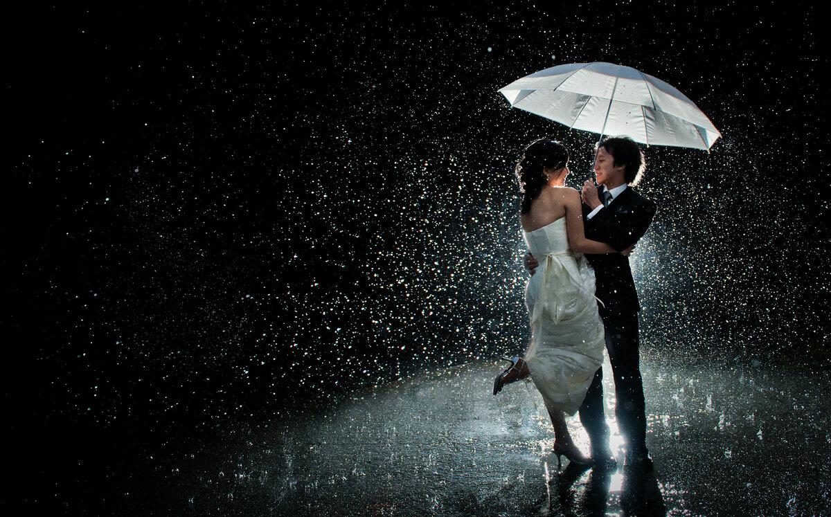постер танцующие под дождем это такие