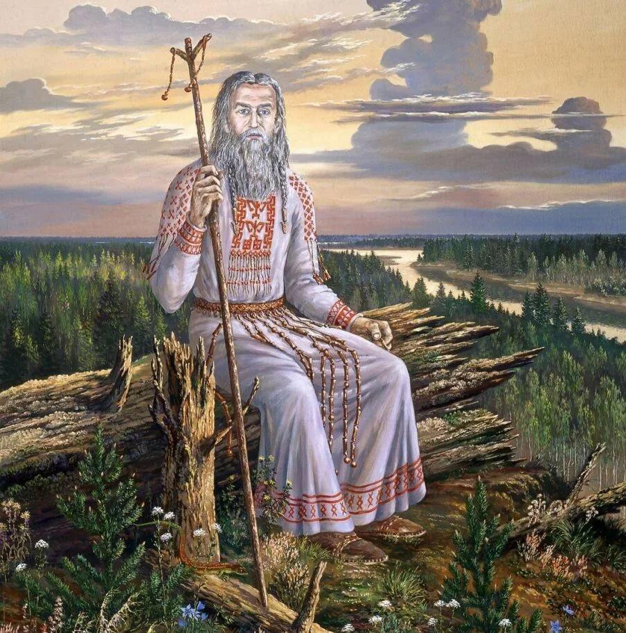 Картинки божеств древних славян