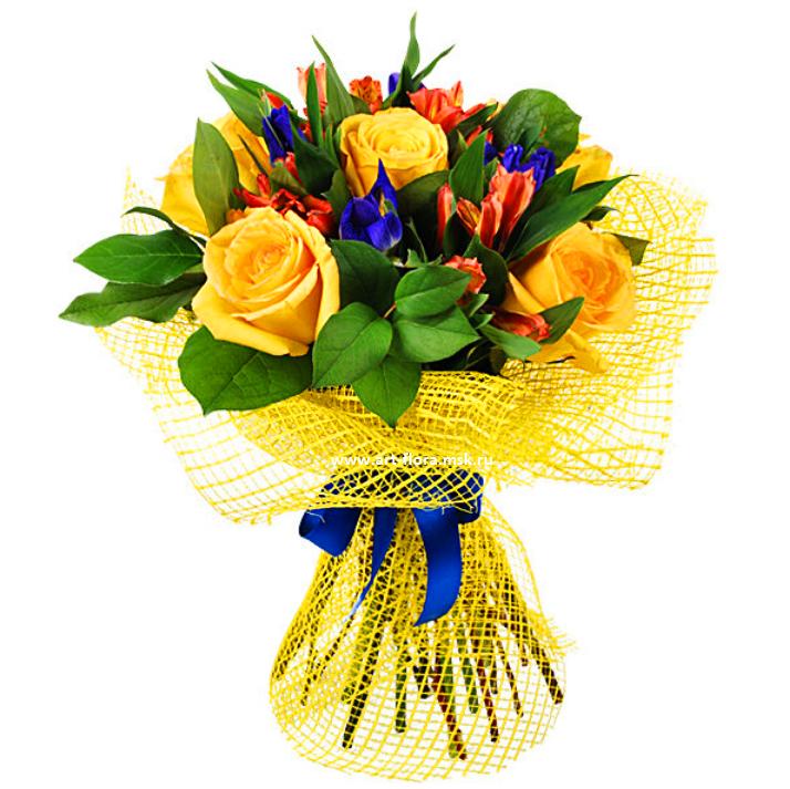 Недорогие букеты цветов фото