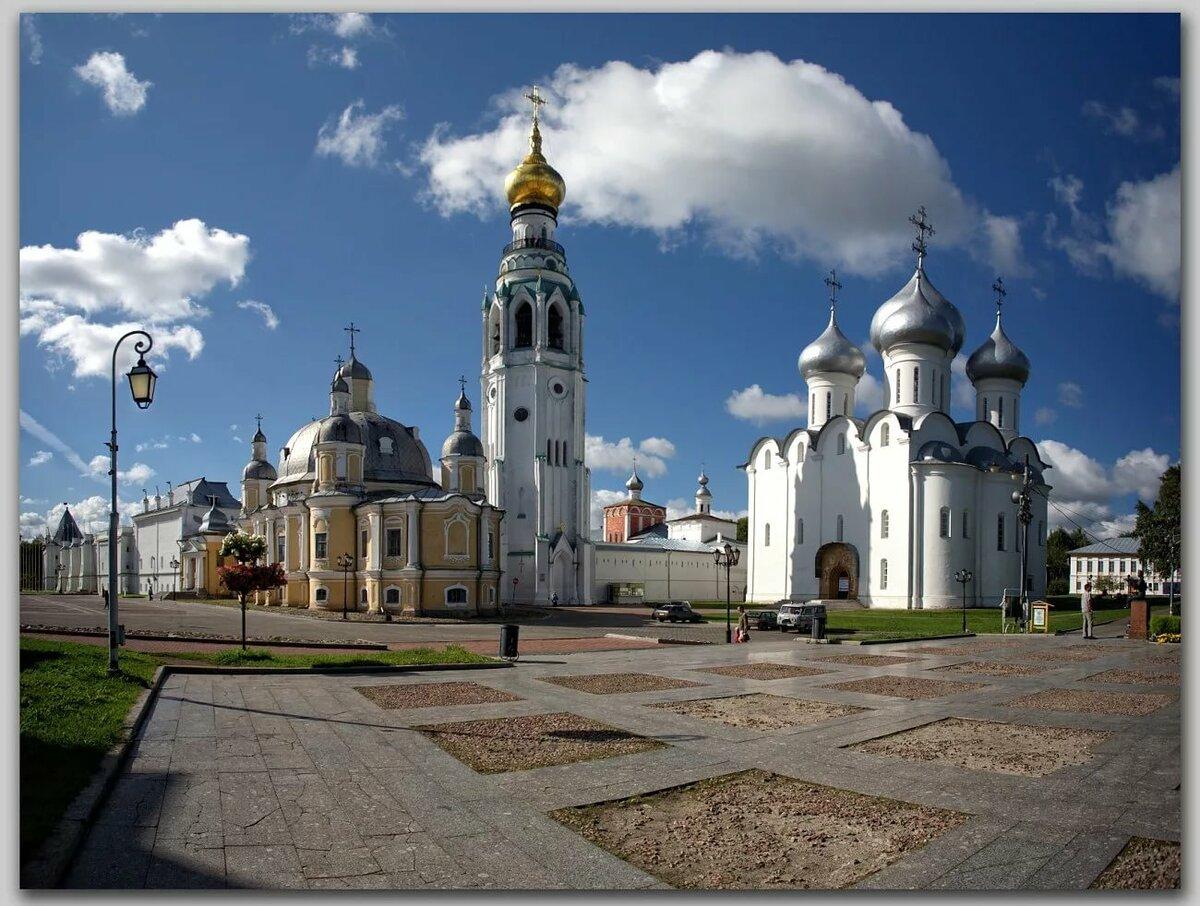 фотографии город вологда неделя богата религиозныые