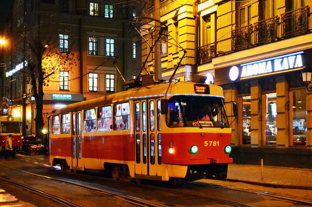 покажи картинки трамваев первый