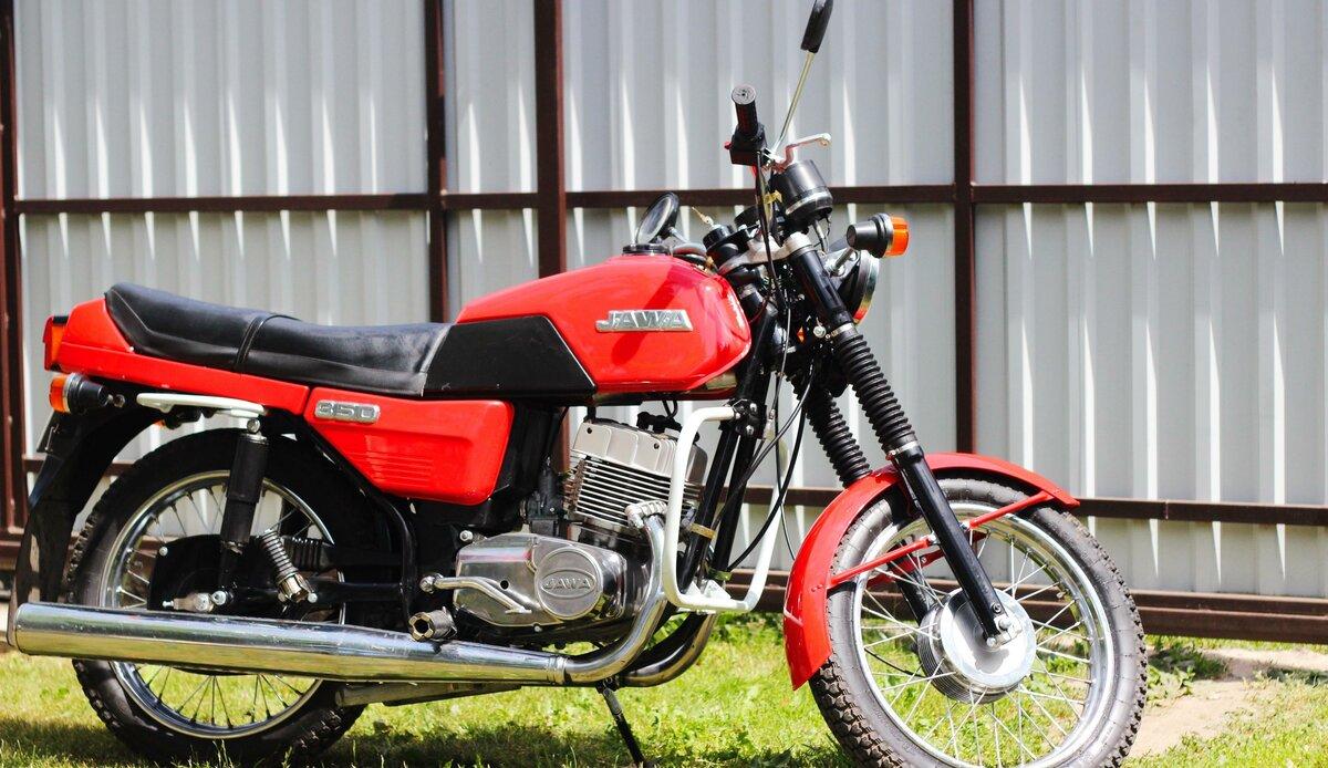 самом ява мотоцикл фото новые вывести бориса