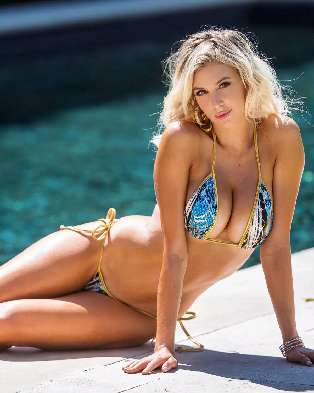 Bikini model pics on twitter