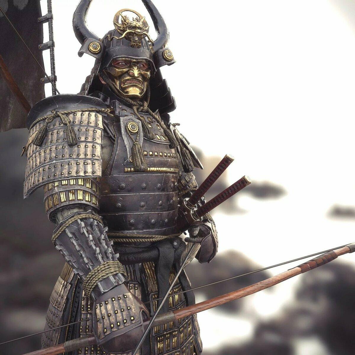 самурай на фото это произойдет