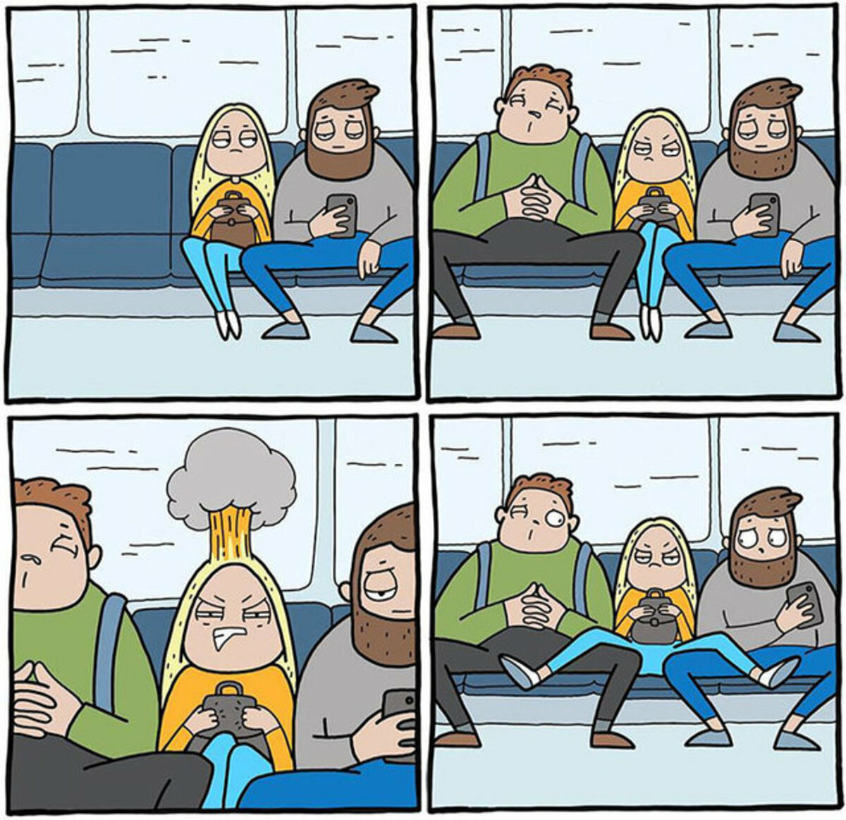 спросить картинки с смешными комиксами холодном