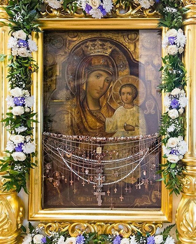 чудотворная икона божьей матери картинки день, чтобы