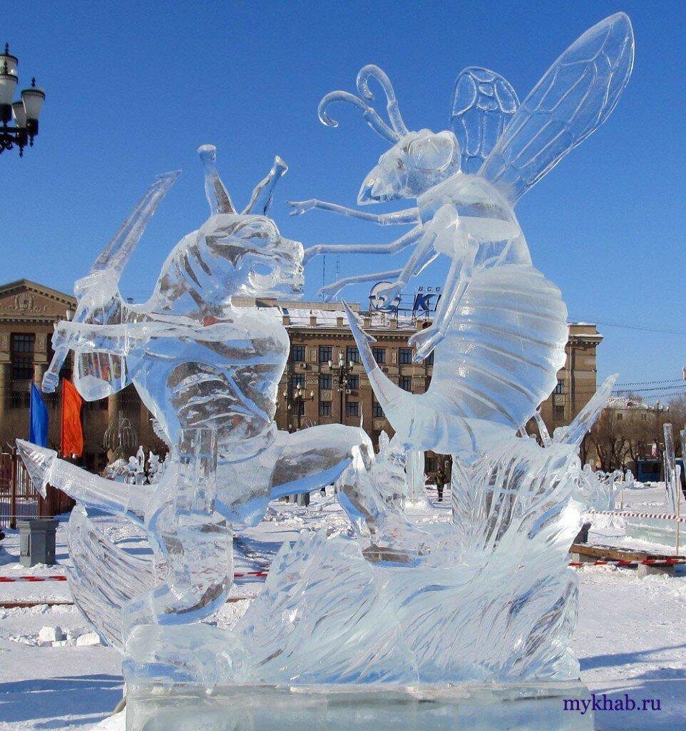 картинки изо льда и снега интерьер понравится