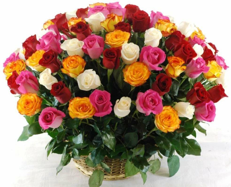 Букет из роз красивые фото для поздравлений