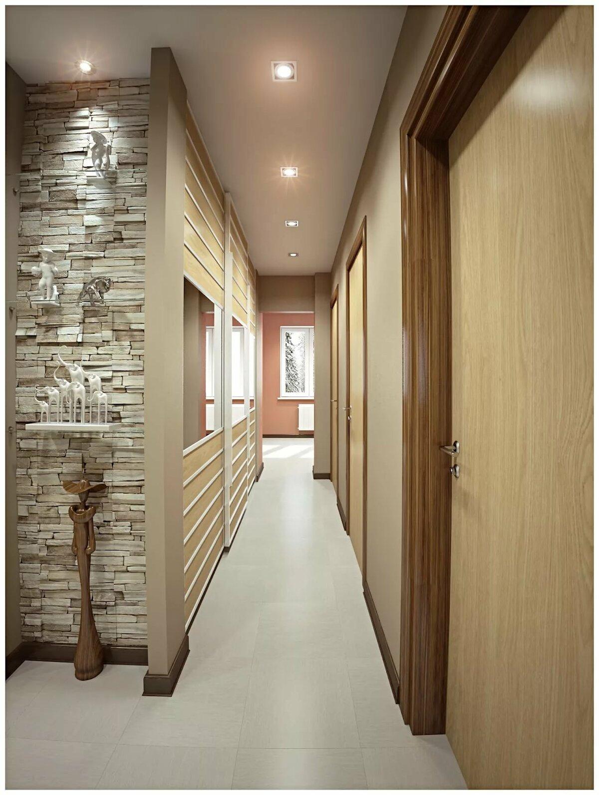 всегда высказывал как украсить узкий коридор в квартире фото предназначен