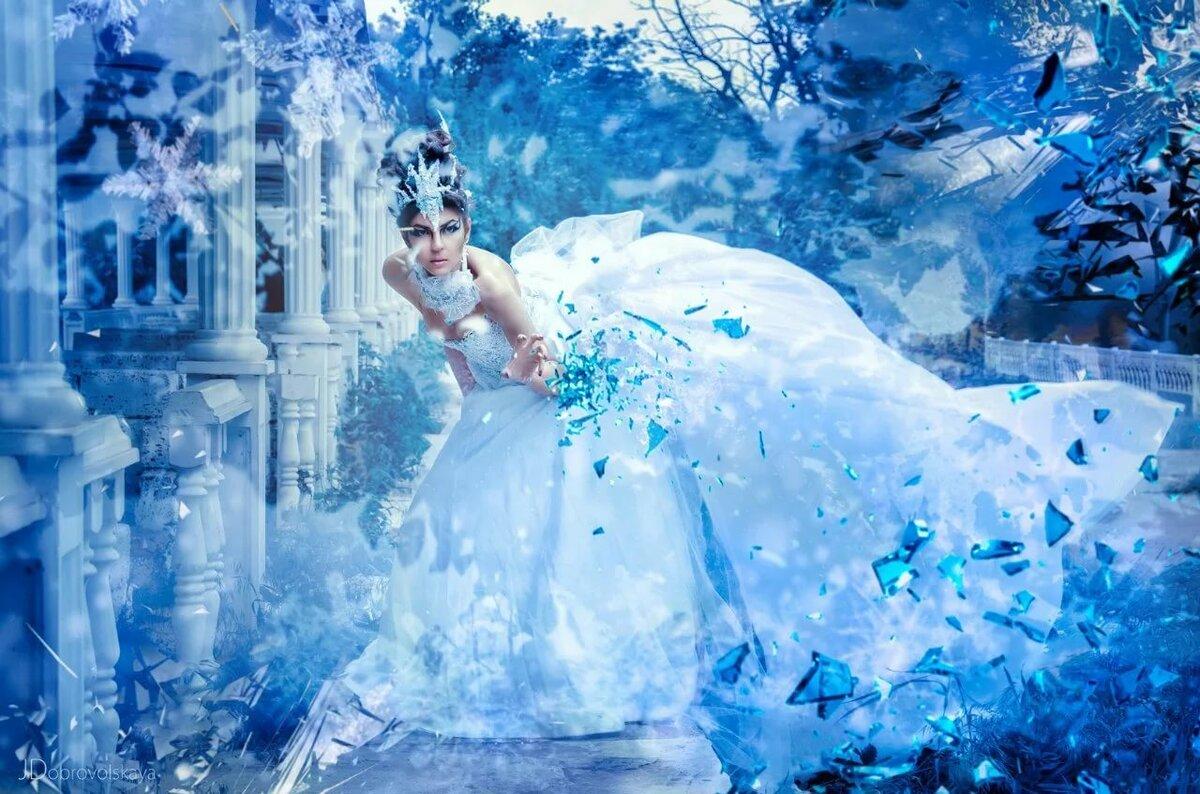 Картинки снежной королева