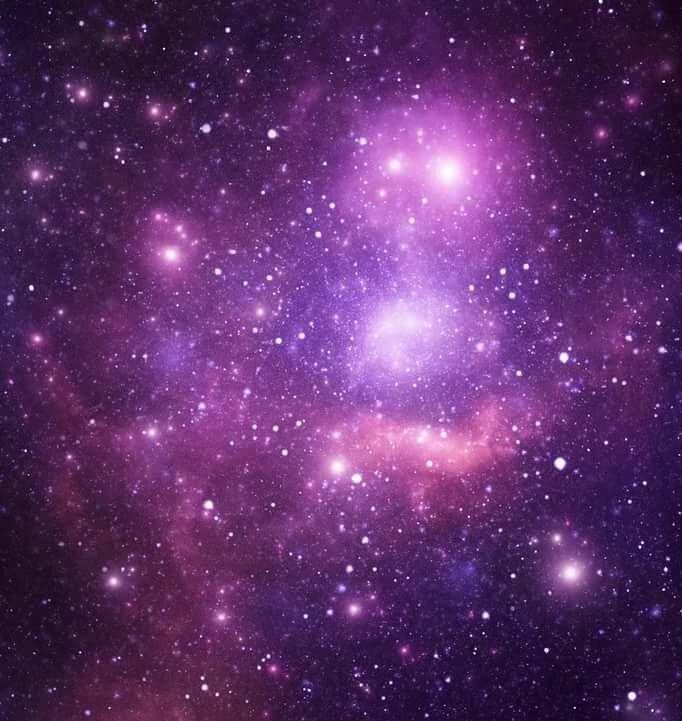 Картинки космоса без планет со звездами