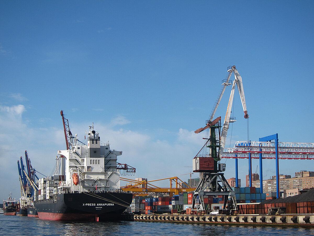 картинки торговых портов производитель