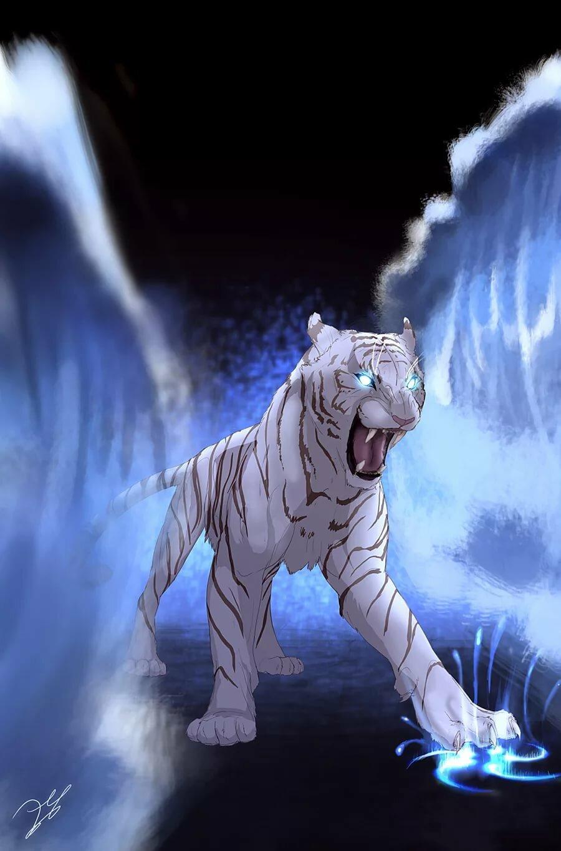 Картинки тигров оками