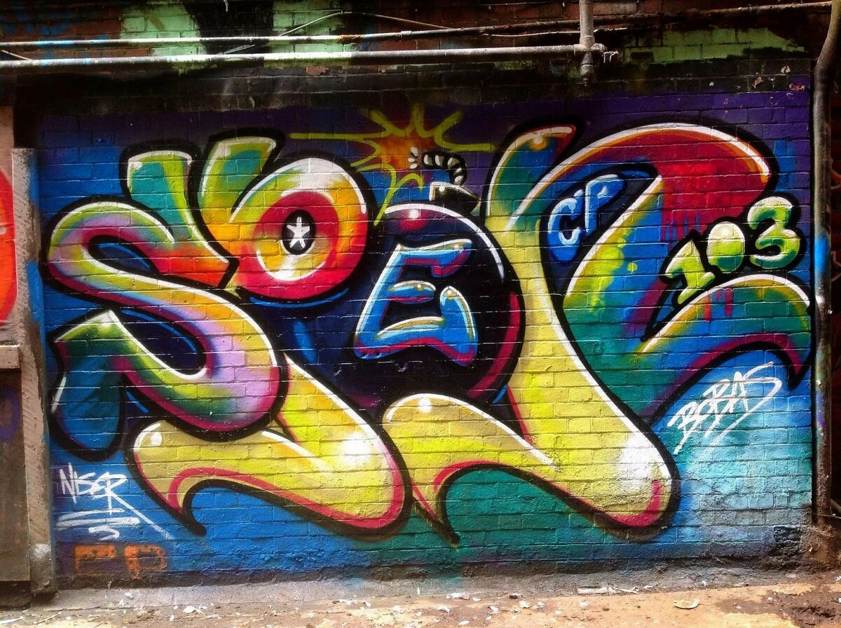 треть граффити в картинках цвет большинства регионов