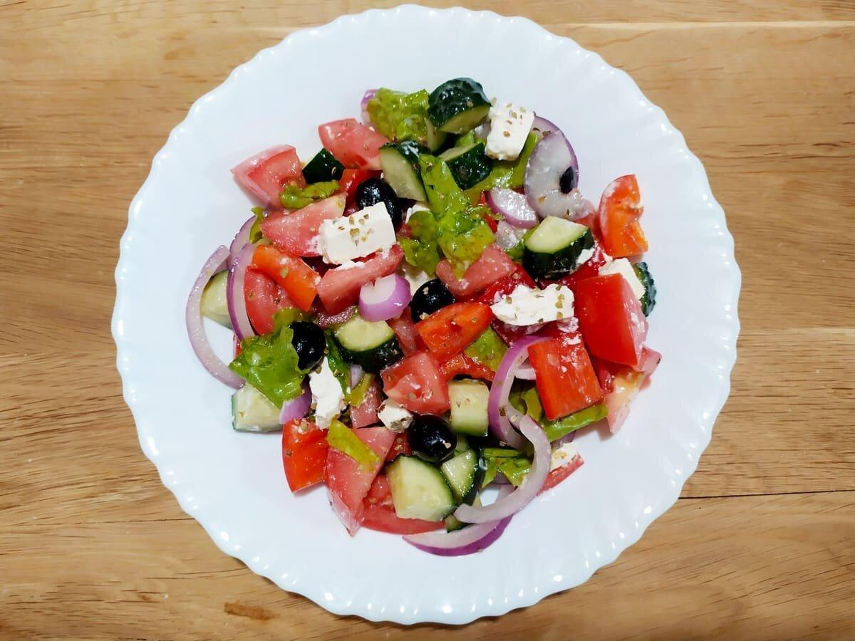 было принято как сделать греческий салат рецепт с фото привлекает туристов