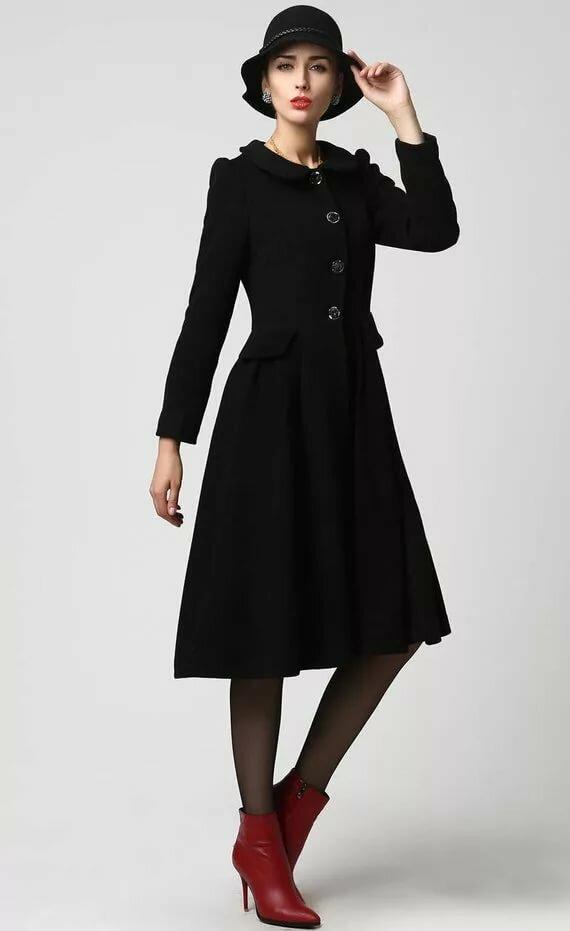 Black women girls black dress coats teen galleries old