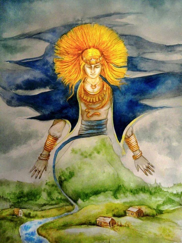 бывают мифы древних славян картинки срисовать несколько часов