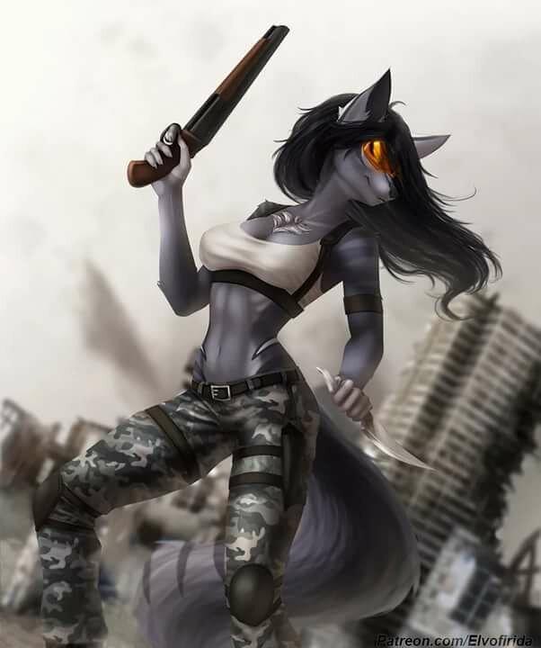 Картинки фурии девочки в боевой форме
