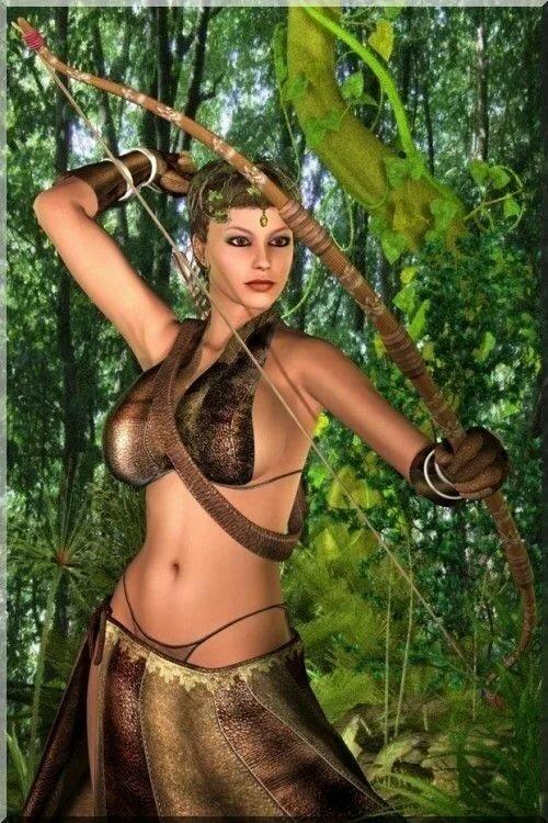 армирование картинки амазонок фото