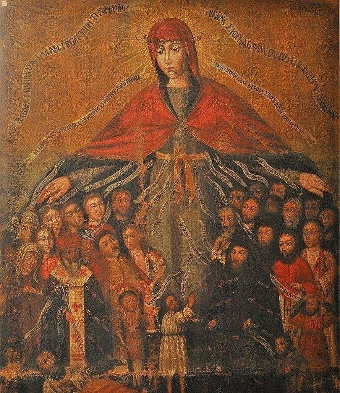 14 октября 2019 мы празднуем Покров