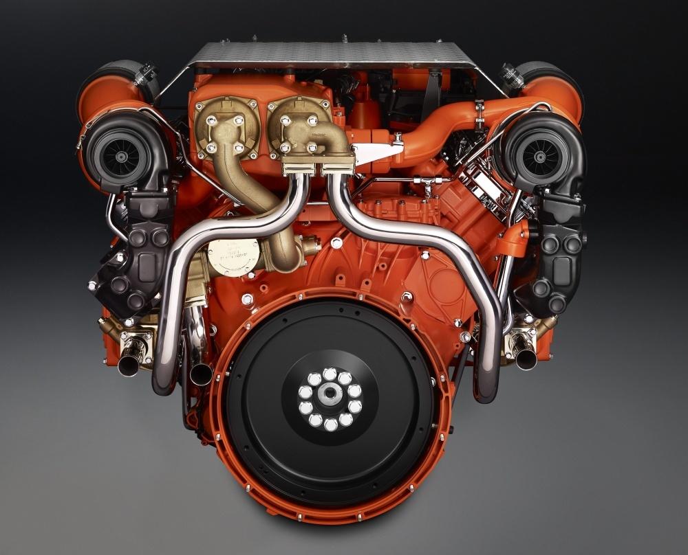 Для вибер, двигатель в картинках