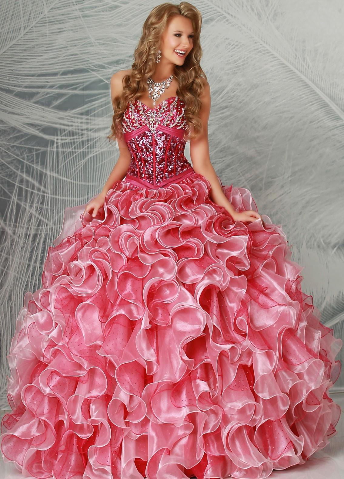 покажи картинки красивых платья чаще