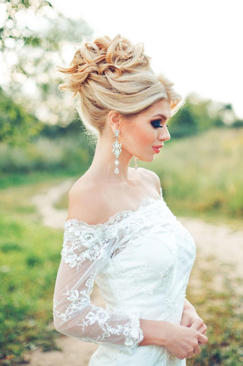 Фото невест про это
