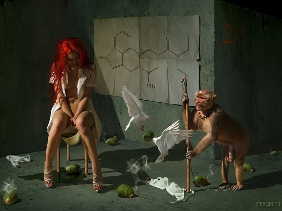 Эротическое фото с сюжетом, Сюжетные порно фото 18 фотография