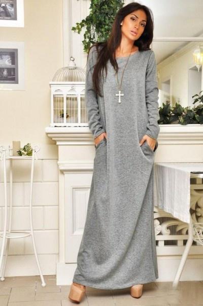 4ff51edf492 ... Длинные спортивные платья очень удобные и стильные. Важно знать
