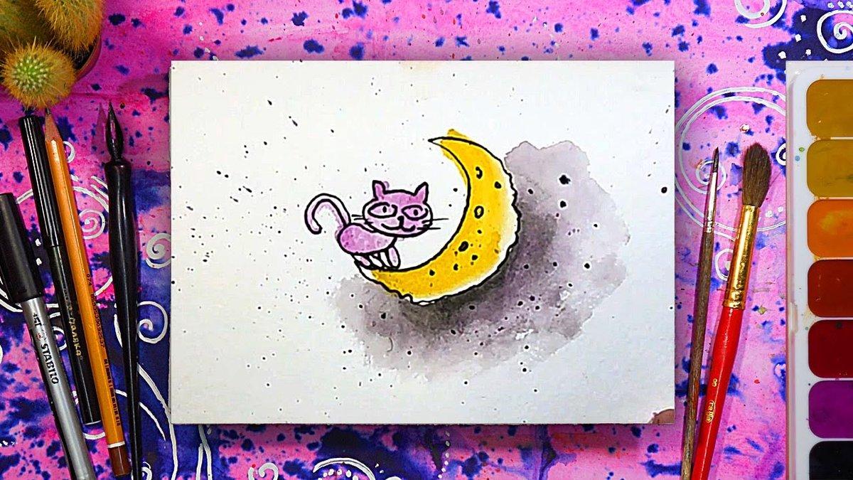 Смешные, нарисовать открытку в яндекс краски