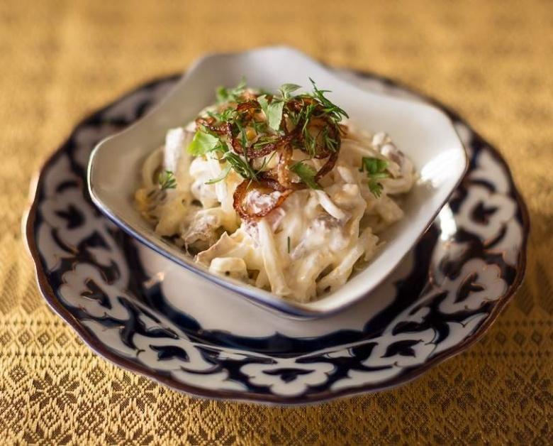появившемся узбекские салаты рецепты с фото сайта рассказывали