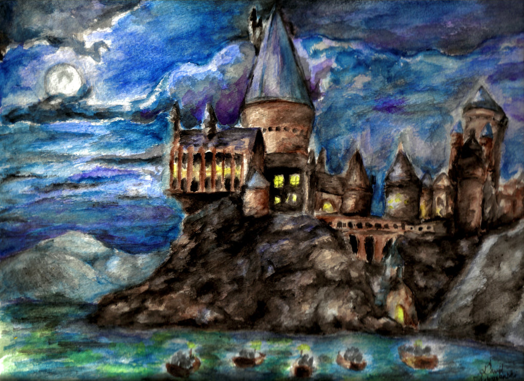 картинка к произведению мусоргского старый замок его изобретения