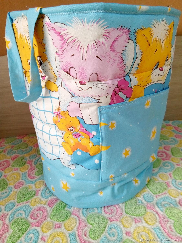 Корзина для игрушек Shantou Gepai Корзина для игрушек Бабочка J-185 43x56cm