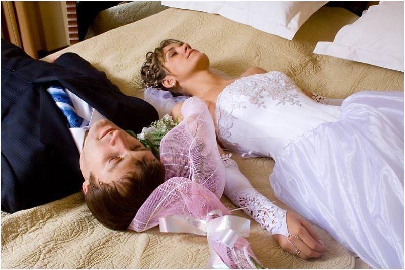 когда фото первого брачного ноча нем