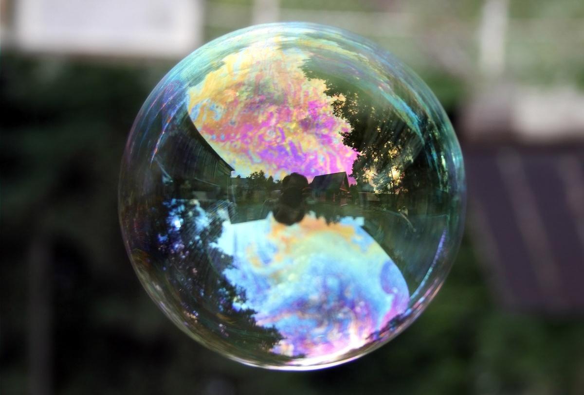 картинки как лопается мыльный пузырь томас