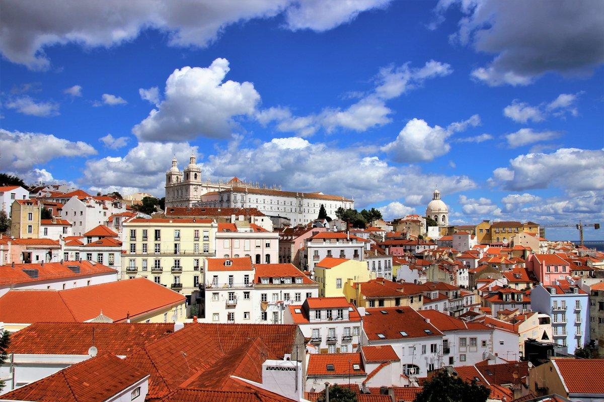 Днем рождения, архитектура лиссабона картинки