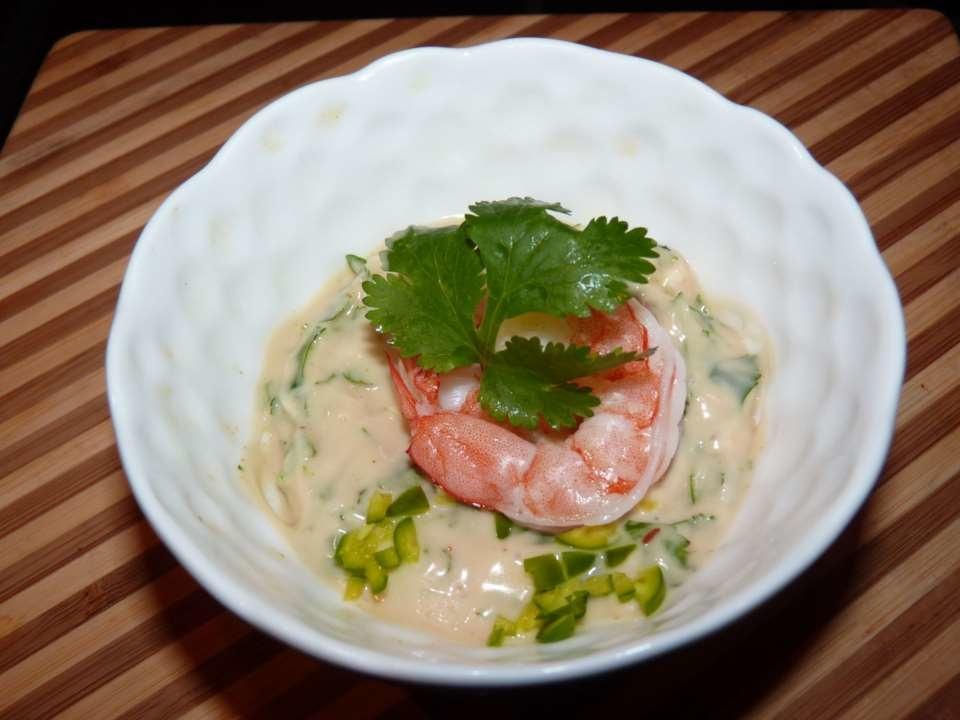 Соус для рыбных салатов с фото
