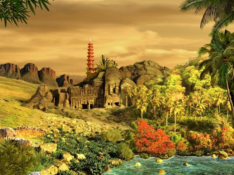 место картинка древний мир природа спартаке душман получил
