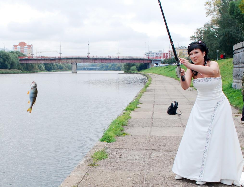 картинки свадеб рыбы