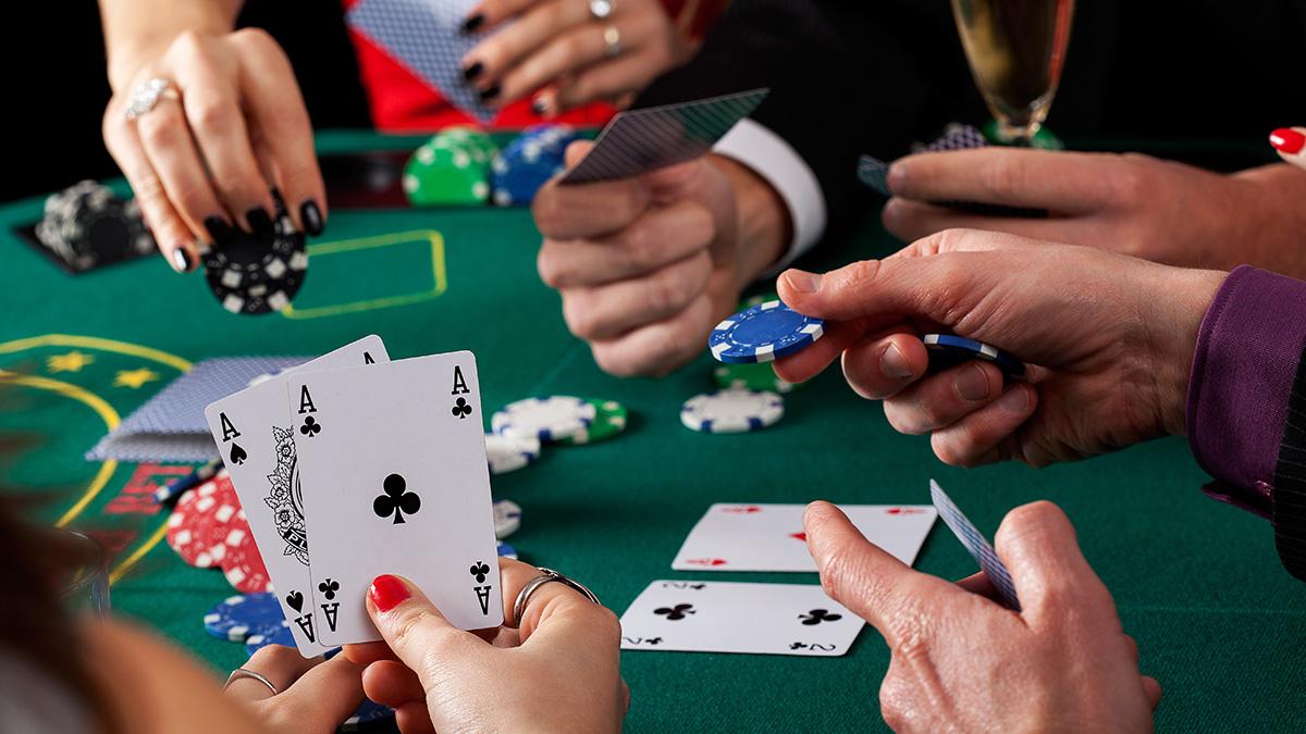 О разновидностях карточных игр